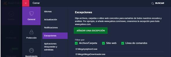 Cómo desactivar el antivirus Avast - Cómo desactivar Avast en Mac
