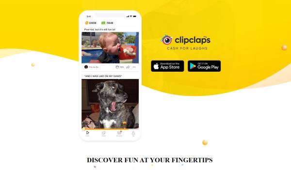 Aplicaciones para ganar dinero PayPal - ClipClaps