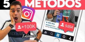 Mejores páginas para ganar seguidores reales en Instagram