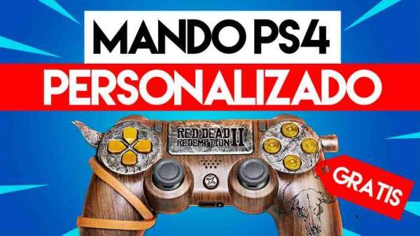 Cómo personalizar mi mando de PS4