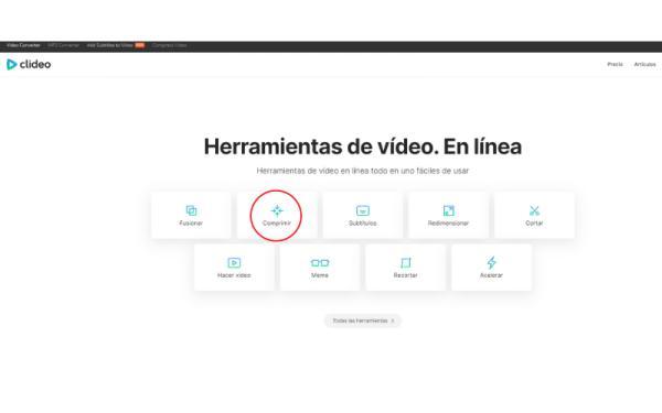 Cómo comprimir un video sin perder calidad - Cómo comprimir un video sin perder calidad online