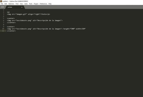 Cómo centrar una imagen en HTML - Cómo alinear una imagen en HTML