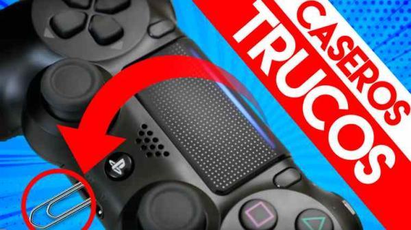Trucos caseros para Playstation 4 y Dualshock 4