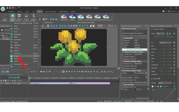 Cómo hacer un video con música y fotos en el ordenador - Añade las fotos