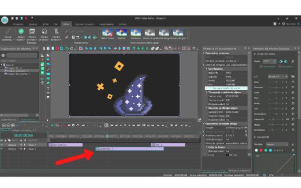 Cómo hacer un video con música y fotos en el ordenador - Edita las fotos