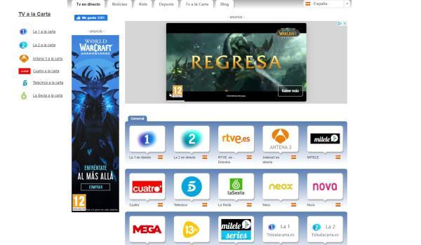 Cómo ver canales de TV de pago gratis - Tele Directo