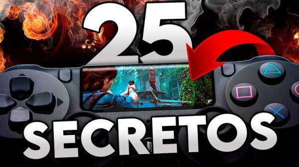 Trucos secretos de PS4