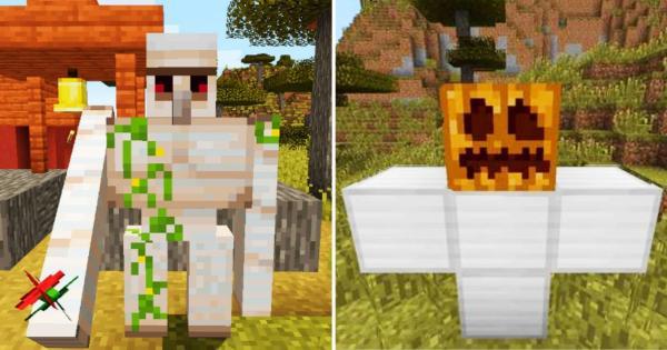 Cómo hacer un gólem en Minecraft - Cómo hacer un gólem de hierro en Minecraft