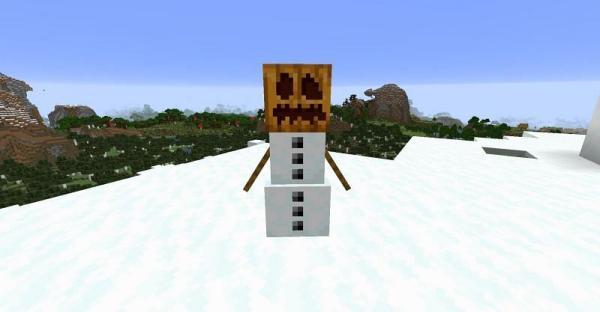 Cómo hacer un gólem en Minecraft - Cómo hacer un golem de nieve