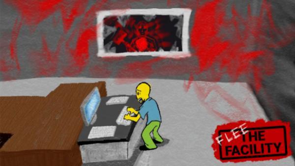 Los mejores juegos de Roblox - Flee the Facility