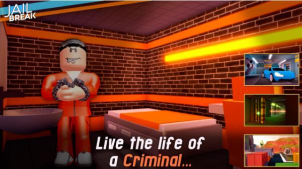 Los mejores juegos de Roblox - Jailbreak