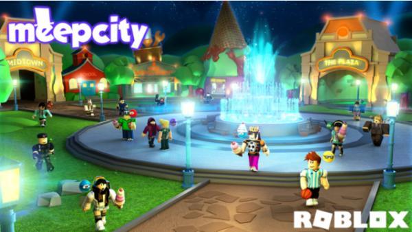 Los mejores juegos de Roblox - MeepCity