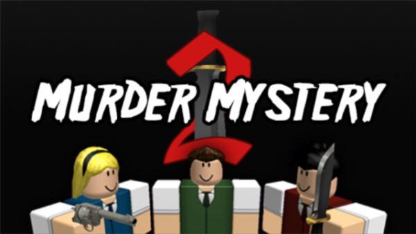Los mejores juegos de Roblox - Murder Mistery 2