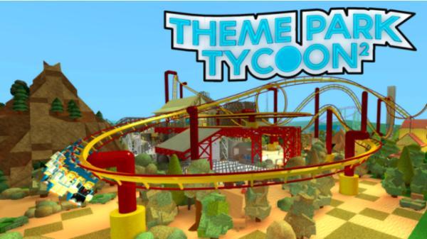 Los mejores juegos de Roblox - Theme Park Tycoon 2