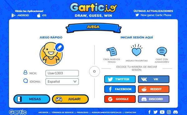 Juegos parecidos a Pinturillo - Gartic.io