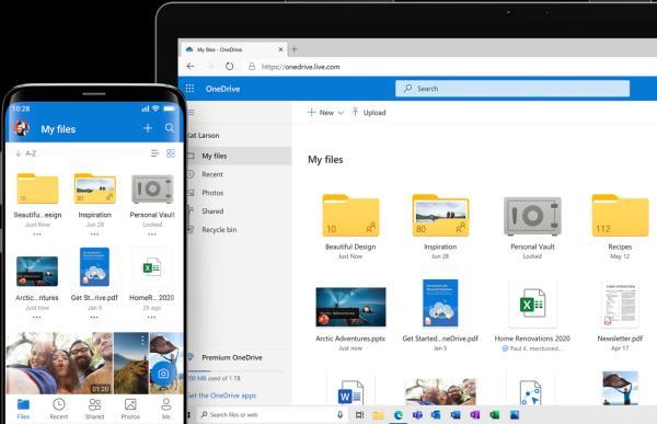 Cómo enviar archivos grandes gratis - OneDrive