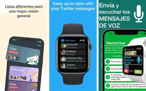 Las mejores apps para Apple Watch - Mejores apps para Apple Watch de estilo de vida