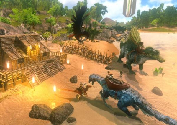Juegos de supervivencia para Android e iOS - ARK Survival Evolved