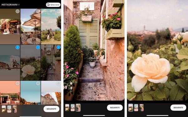 Cómo poner varias fotos en una misma historia de Instagram - Cómo subir varias fotos a Instagram Stories
