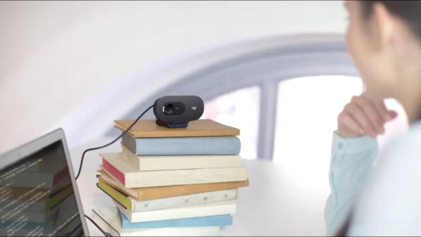 Herramientas para dar clases online - Cámara web C505 HD