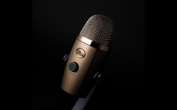 Herramientas para dar clases online - Micrófono Blue Yeti Nano