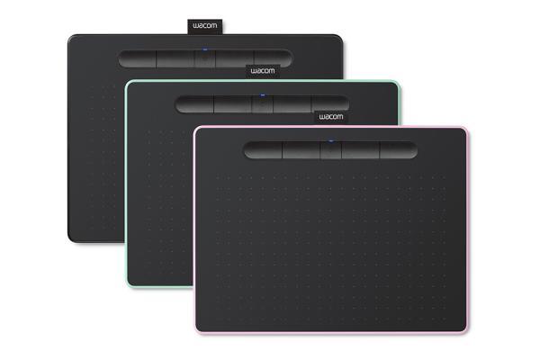 Herramientas para dar clases online - Tableta Wacom Intuos S