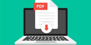Cómo hacer que un PDF pese menos