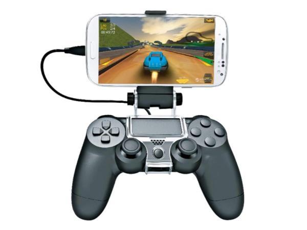 Mejores inventos de PS4 que están muy baratos - Adaptador para teléfono móvil