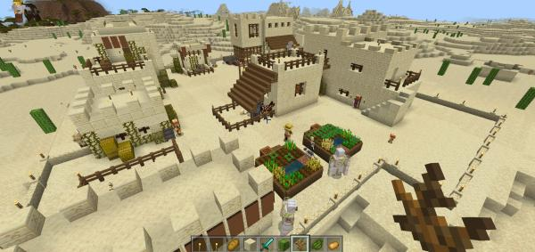 Cómo encontrar aldeas en Minecraft - Qué son las aldeas de Minecraft