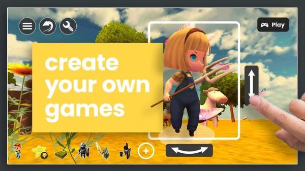 Cómo crear juegos de Android gratis sin programar - Apps para crear juegos de Android sin programar