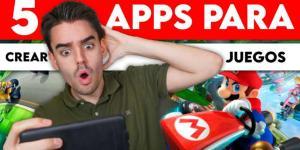 Cómo crear juegos de Android gratis sin programar