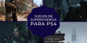 Los mejores juegos de supervivencia para PS4