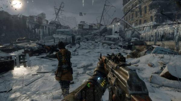 Los mejores juegos de supervivencia para PS4 - Metro: Exodus