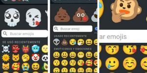 Cómo mezclar emojis en WhatsApp
