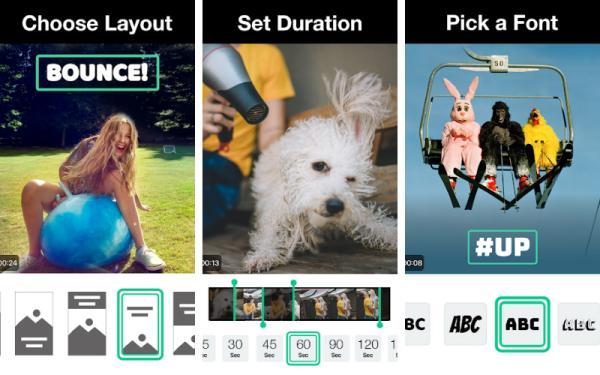 Aplicaciones para editar videos de TikTok - Magisto