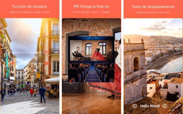 Aplicaciones para editar videos de TikTok - VideoShow