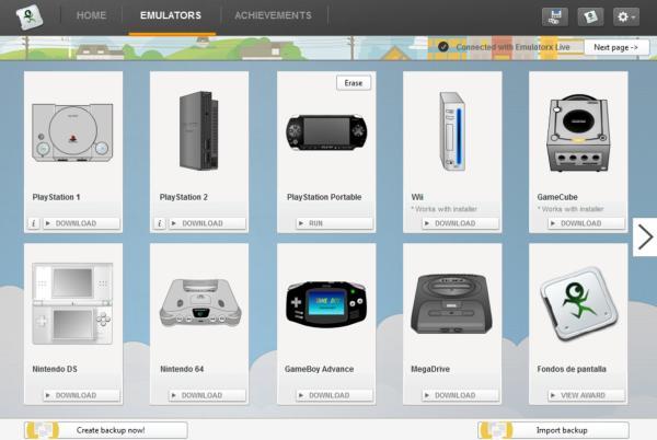 Mejores emuladores de PS2 para PC - Emulatorx