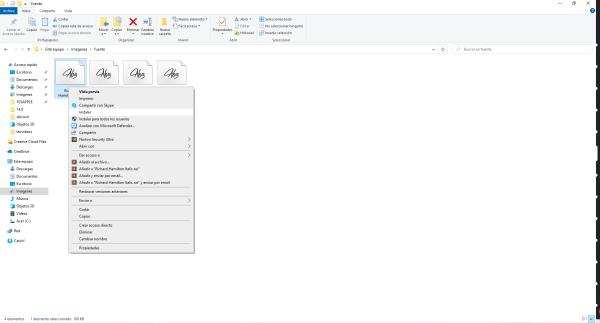 Cómo descargar fuentes para Word - Cómo añadir una nueva fuente a Word